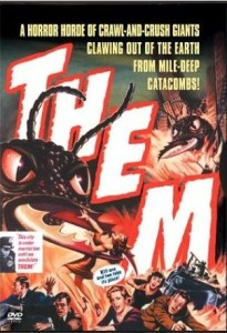 Them! movie poster