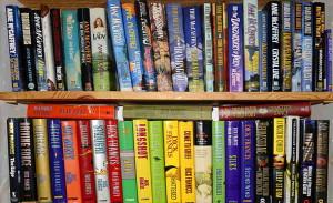Bookcase 4 - Read some more