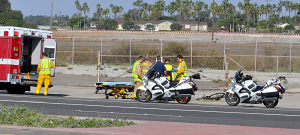 Bicycle - Motor Vehicle Accident