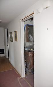 Hall doorway