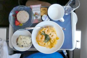 Trip - Lunch on BA