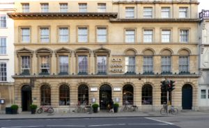 Trip - Old Bank Hotel and Quod Restaurant