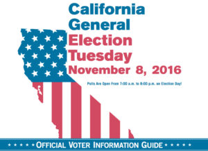 election voter information guide for california